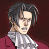 truthsnomiracle: Edgeworth recoils with an expression of horrified disgust. (Recoil)