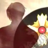 truthsnomiracle: This is a display of Edgeworth's silhouette over his prosecutor's badge.  He may not technically be in this tag. (Badge and silhouette)