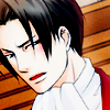 truthsnomiracle: Edgeworth peers at you dubiously. (Skeptical, You're not serious... right?)