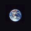 tsukara: Blue Marble photo of the Earth, by NASA (this small blue marble)