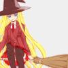 midget: (I'm a witch)