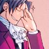 samuraiprosecutor: (*rubs temple* Heh.)