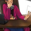 samuraiprosecutor: (Hard at work)