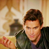 neal caffrey, magnificent hipster douchebag