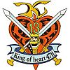 sparkthatbled: The King of Heart emblem, from Mobile Fighter G Gundam (Default)