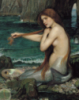 jl_merrow: (waterhouse mermaid)