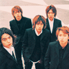 floweranza: (arashi group suits.)