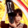floweranza: (arashi sho wears big shoes.)