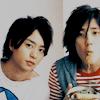floweranza: (arashi shonino spaghetti.)