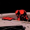 hellshaped: (floor hellboy is watching you something)