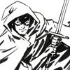 chelicerae: (Broo swordsman)