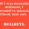 chelicerae: (bullseye)