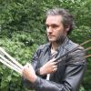 alaric: Myself as Wolverine, complete with blades (Default)