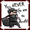 uakari: (Ass to Mouth)