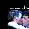 oureverafter: Jason and Peter from Bare's kiss after the song Wonderland. ([Musicals] Bare)