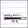 tretton: (loading brain)