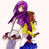 areyoulovers: (I like being with Mr. Erde!)