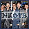 rosebee: recent photo of the 5 members of the band NKOTB (NKOTB - new group pic)