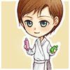 notasinglelady: (Art- Chibi bath)