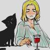 fleur_de_lis: (drunk cat)