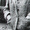 twincityhacker: hands in an overcoat's pockets (Ice Fishing)