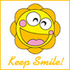 kiara: (Keep Smile)