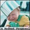 delphi: (modest proposal)