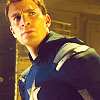 raine: Captain America in costume (Captain America)
