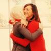scintilla10: Leslie & Ann from Parks & Rec hugging (P&R - Leslie/Ann hug)