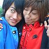 lazulisong: (geki - dignified retsu is dignified, geki - I LOEV HIMMMM)