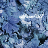 bluefall: blue-tinted autumn leaves (cackling Ororo)