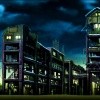oneill: Haibane Renmei - The Abandoned Factory at dawn (廃工場)