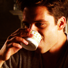 onlyapassenger: (ss :: drinking)