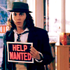 tora: (Sam- Help Wanted)