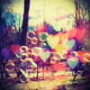bossymarmalade: bubbles and hearts (happiness for fifteen cents)