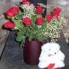 leticia: (roses)