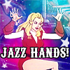 bossymarmalade: commander adora doing jazz hands (we got spirit in eternia!)