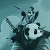 afakeimage: (Panda Samurai)