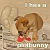 alcesverdes: Plotbunny (Plotbunny)