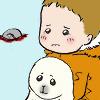 zaganthi: (baby seal)