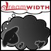 malotte: black dreamwidth sheep (sheep)