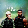 colls: (SG1 Sam!Teal'c2)