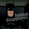 lectoreloise: (the bat)