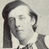 hoskie: Oscar Wilde in traditional Greek garb. (Oscar Wilde in traditional Greek garb.)