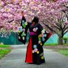 ladyofthethread: (D kimono)