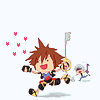 perv: sora, he is the joy and the laughter; riku, he's the toughest fighter! powerpuffs save the day... ({ game } » kh » the amazing duo)