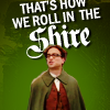 crazy_megan: Big Bang Theory Lenord as Frodo (Big Bang Theory :: Roll in the Shire)
