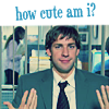crazy_megan: Jim is super cute (The Office :: Jim Cute)