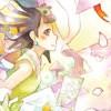 inkdrops: (Cherry Blossom Storm)