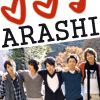 primroseshows: made by me (arashi: 5/5 for love)